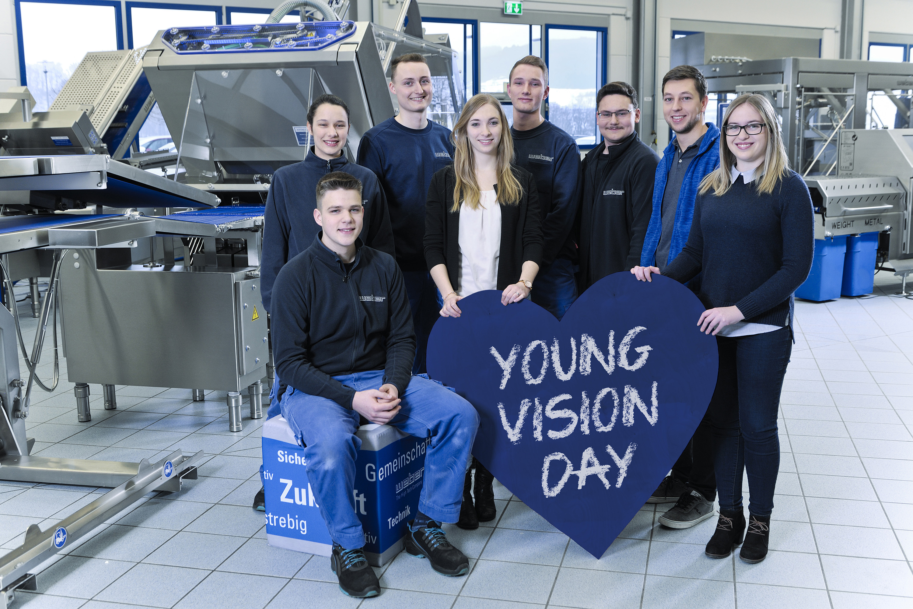 Weber Young Vision Day 2019